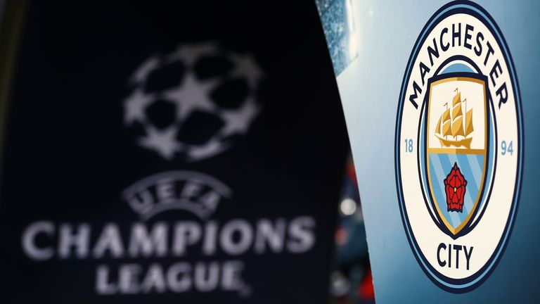 Manchester City have been banned from the Champions League for the next two seasons by Uefa
