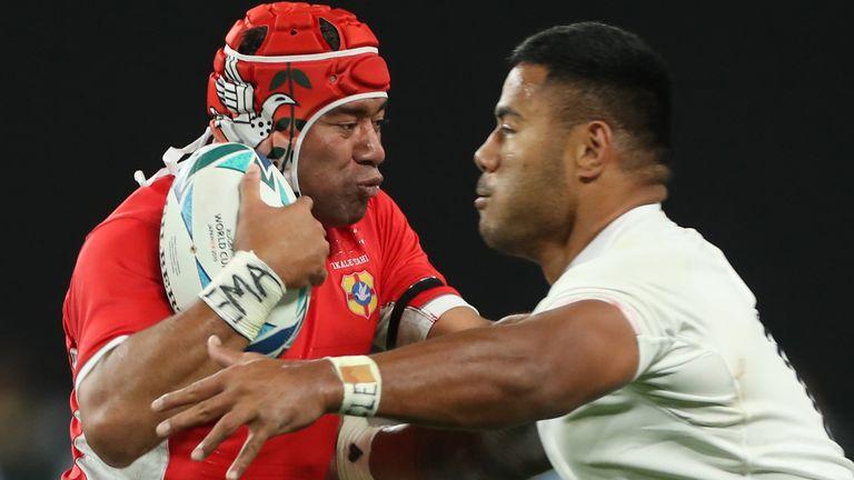 England beat Tonga 35-3 at the 2019 World Cup