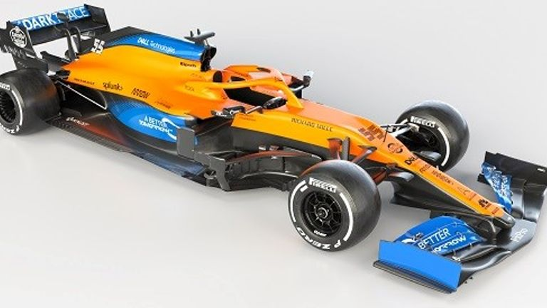 Mclaren Go Matte With Striking Mcl35 Car For F1 2020 F1 News