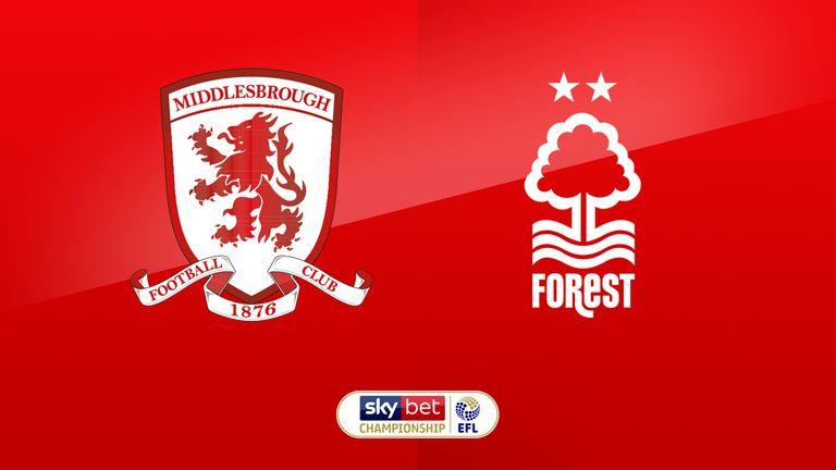 Boro vs Forest