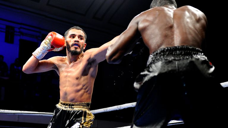 Vazquez had a four-year reign as IBF champion
