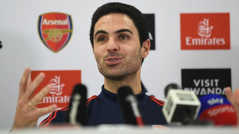 Mikel Arteta has overhauled the culture at Arsenal