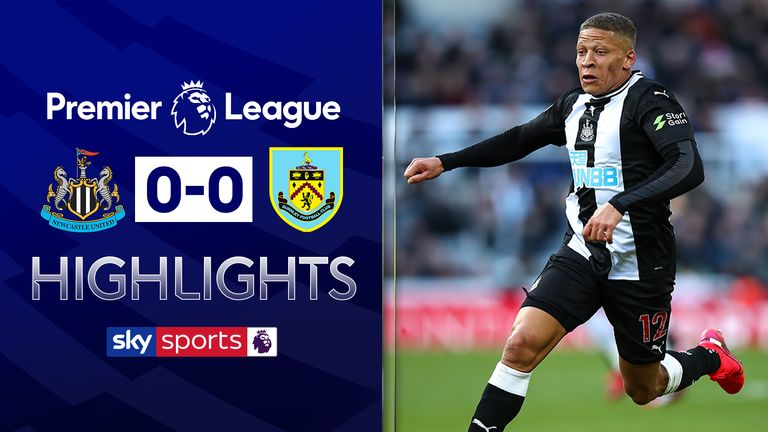 Highlights from Newcastle vs Burnley