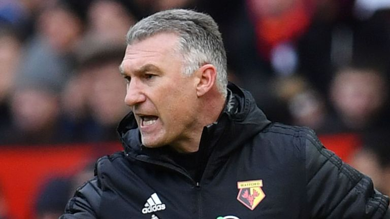 Nigel Pearson admits Watford need Liverpool to have an off day at Vicarage Road