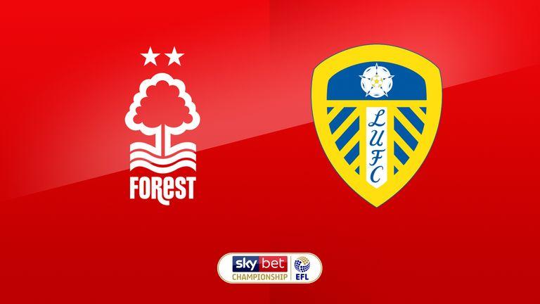 Nottingham Forest vs Leeds United
