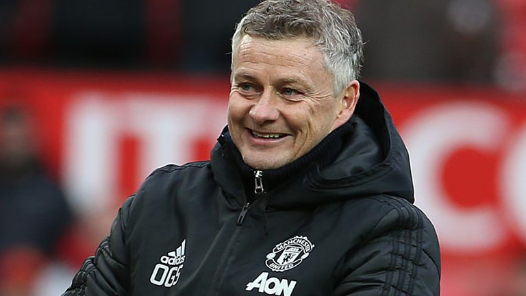 Ole Gunnar Solskjaer has been backed by Ed Woodward