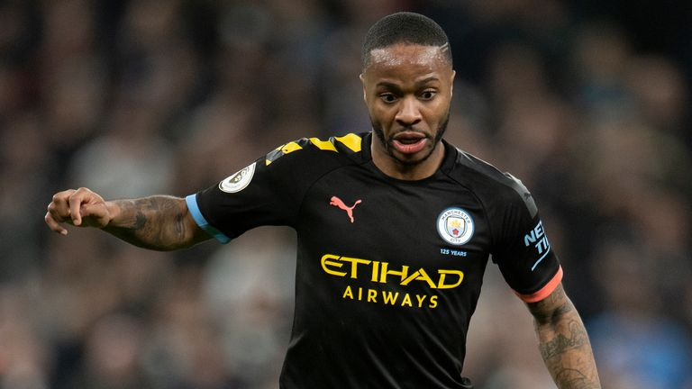 Raheem Sterling has previously attracted interest from Spanish giants Real Madrid