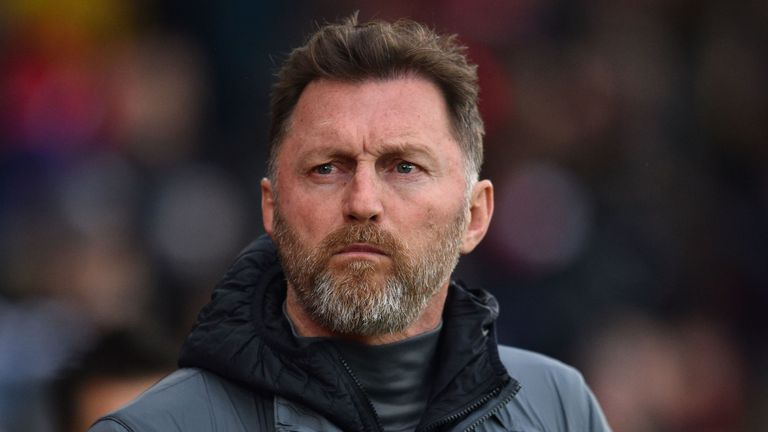 Ralph Hasenhuttl is disappointed with Southampton's home form this season