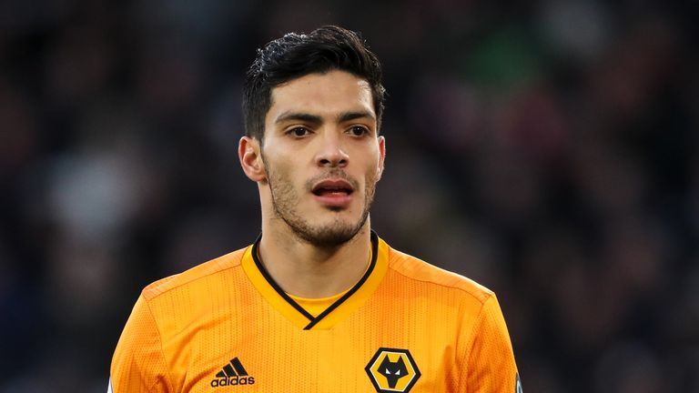 Raul Jimenez believes Wolves are good enough to play in the Champions League next season