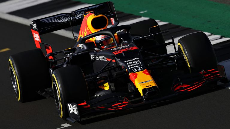Red Bull Hit The Track With F1 2020 Contender As Rb16 Is Launched F1 News