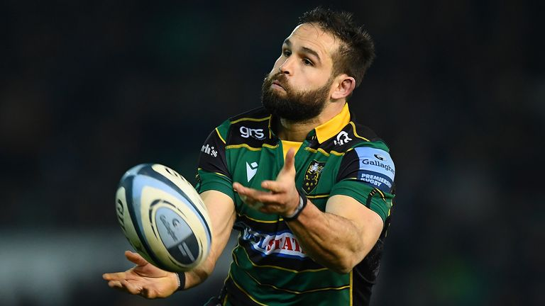 Cobus Reinach and Northampton have slipped from top of the tree to fourth, and need to arrest their slide