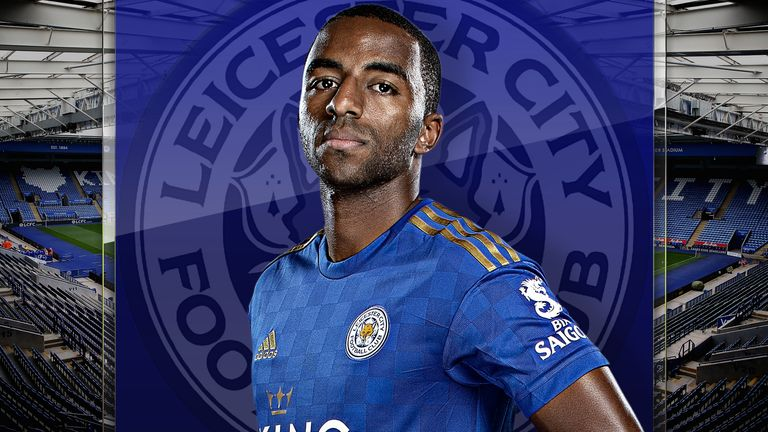 Ricardo Pereira is a key player for Leicester