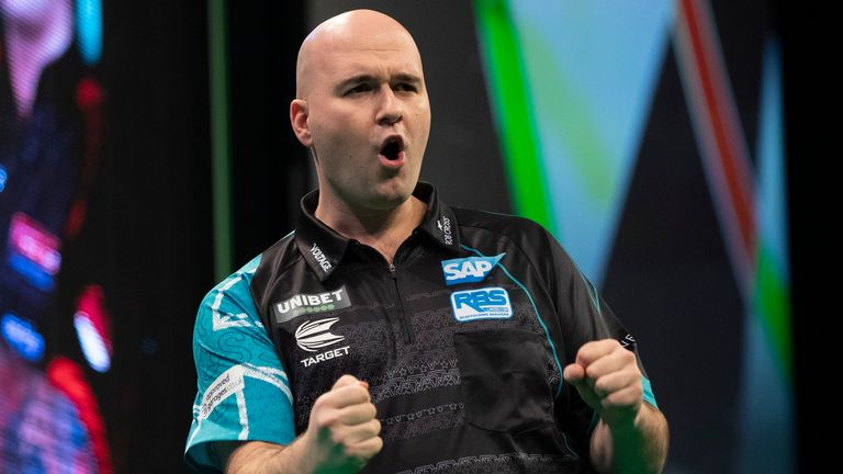 Cross is one of a select group of players to have won both the World Championship and World Matchplay