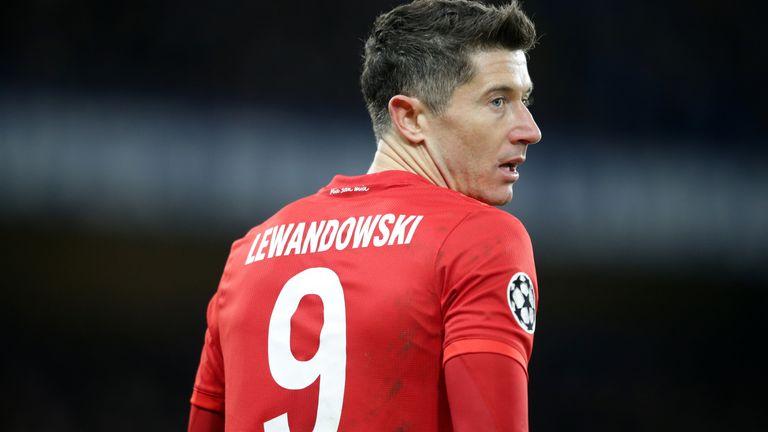 Bayern Munich Striker Robert Lewandowski To Miss Chelsea