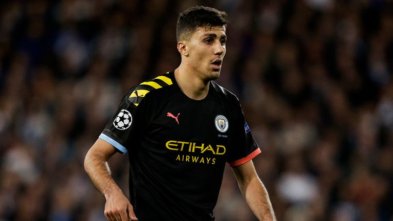 Rodri believes Manchester City were on the verge of scoring more goals against Real Madrid