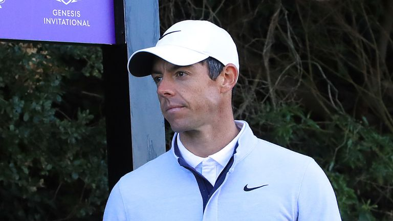 McIlroy is back on top of the rankings for the first time since 2015