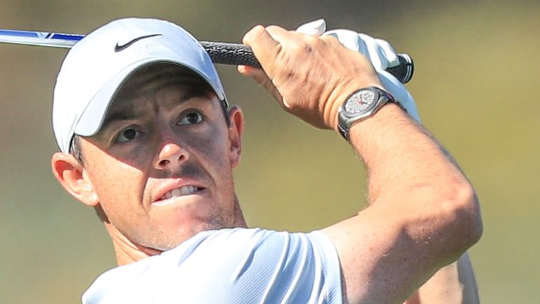 McIlroy posted a three-under 68 on Saturday