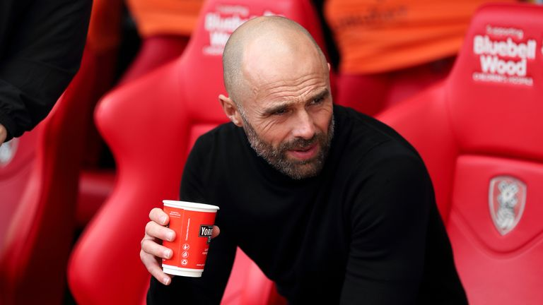 Rotherham manager Paul Warne has shown he is open to new ideas