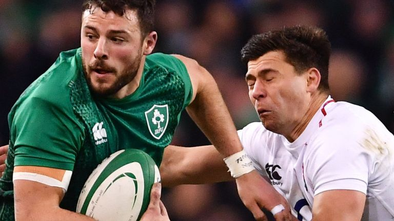 Ireland will play Italy and France on successive Saturdays