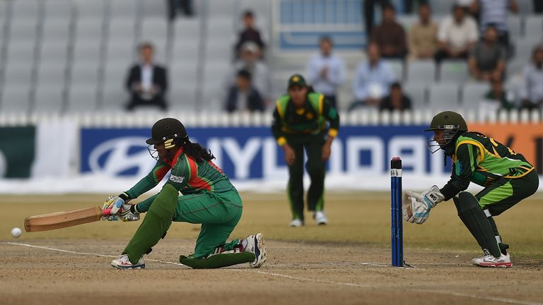 Rumana Ahmed helped Bangaldesh to a famous victory