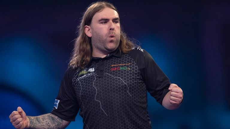 Ryan Searle beat Michael van Gerwen in the final to claim a memorable maiden title on the PDC circuit