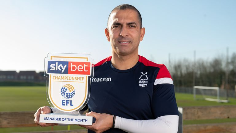 betting odds nottingham forest manager