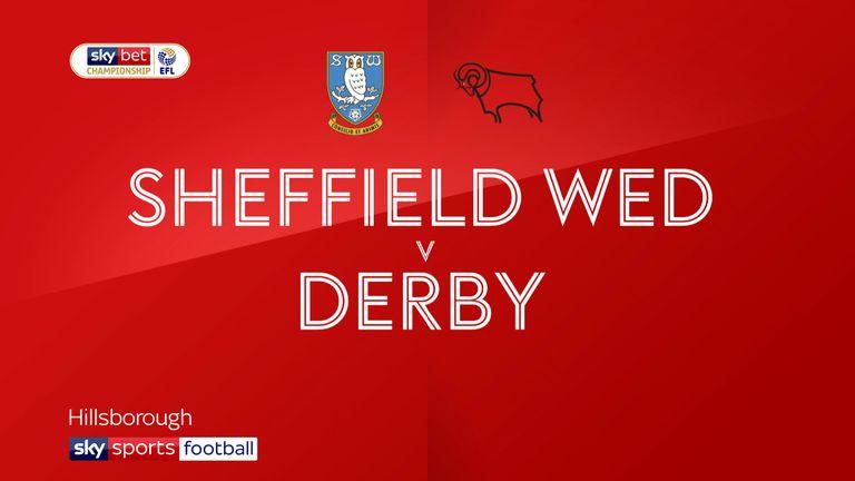 sheff wed v derby badge