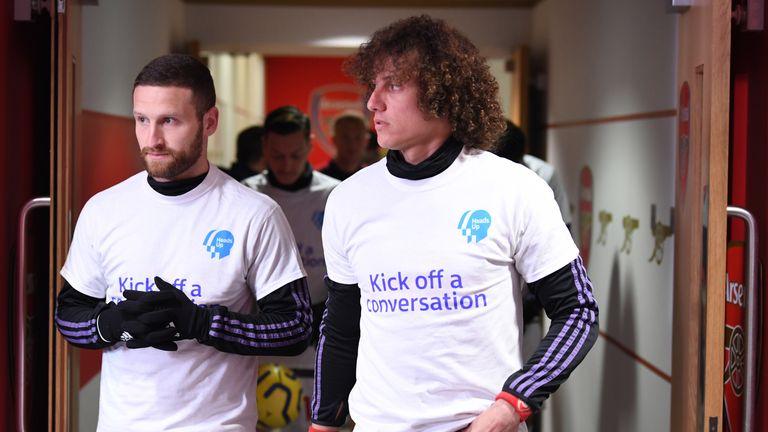 Mustafi and David Luiz have kept three consecutive clean sheets as a centre-back partnership