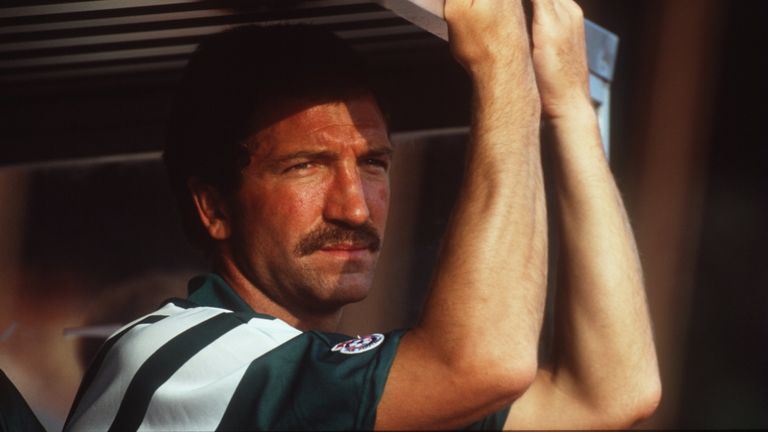 Souness left his role as Liverpool boss after a home loss to Bristol City in the FA Cup in Jan 1994