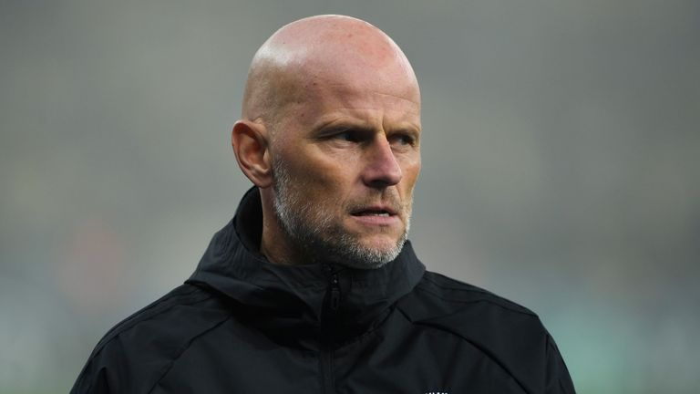 Stale Solbakken is looking forward to renewing acquaintances with Solskjaer