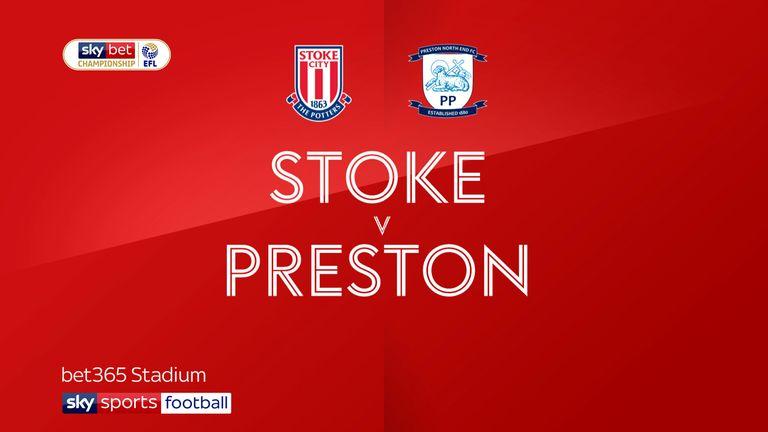Stoke v Preston