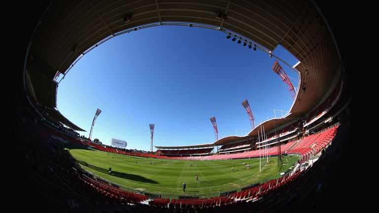 The Sydney Showground Stadium will be the venue for the opening game between Australia and India