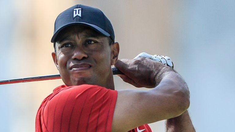 """""""J'ai passé 20 ans à espérer désespérément qu'une seule fois, Tiger Woods déciderait de jouer dans le John Deere Classic."""""""