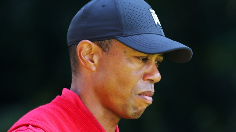 Tiger Woods is a 15-time major champion
