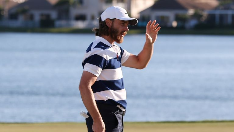 Tommy Fleetwood has won five times on the European Tour