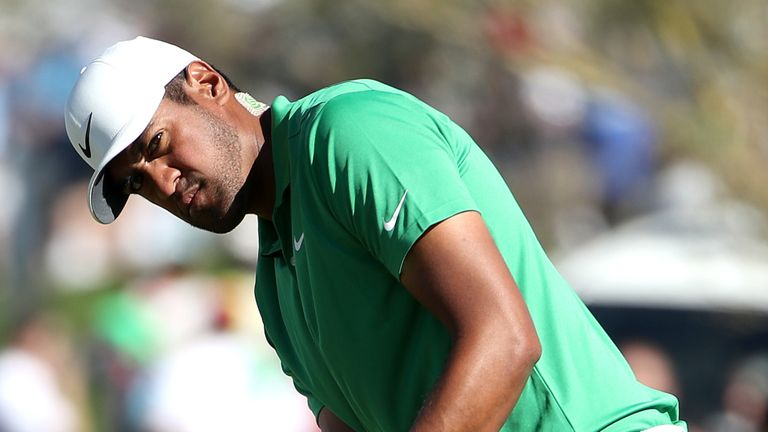 Tony Finau is chasing his second PGA Tour title