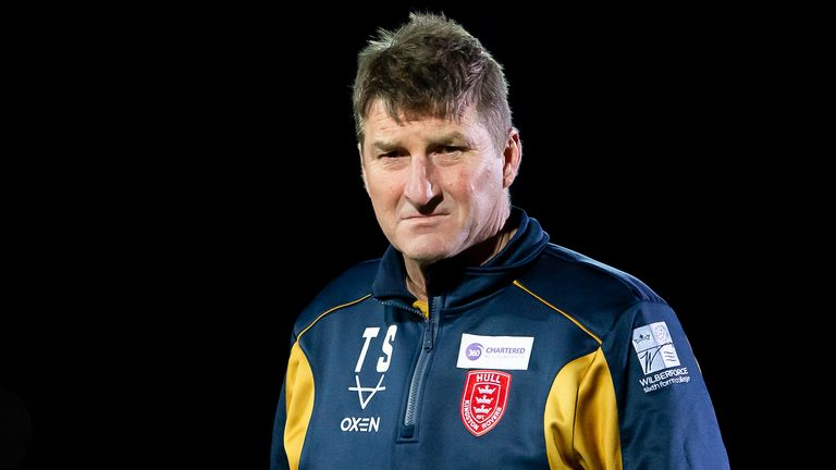 Hull KR head coach Tony Smith spoke to Sky Sports about rugby league's proposed rule changes