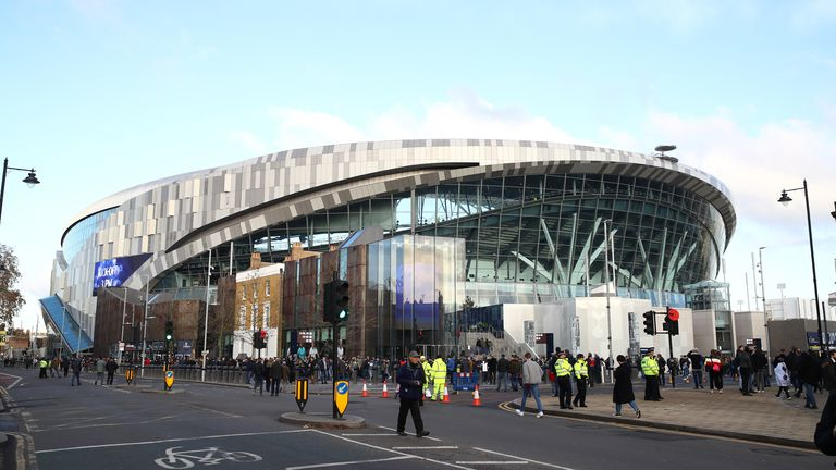 A Bournemouth fan pleaded guilty to chanting racist abuse during the match at Tottenham