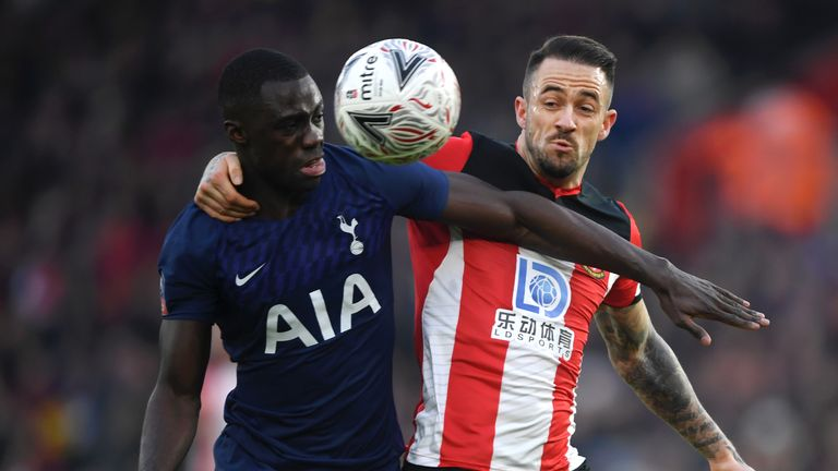 Spurs host Southampton in an FA Cup fourth-round replay after drawing 1-1 at St Mary's last month