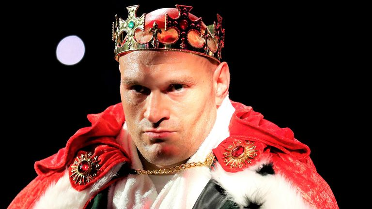 Fury has boosted his popularity and profile while fighting in America