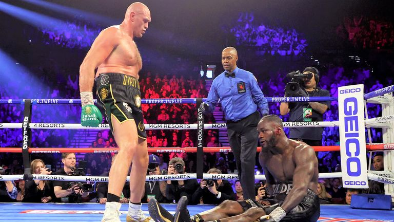 Wilder must decide whether he will take a rematch with Fury