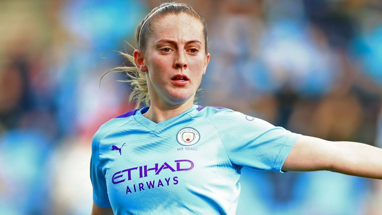 Hasil gambar untuk Keira Walsh commits future to Manchester City by signing three-year contract extension