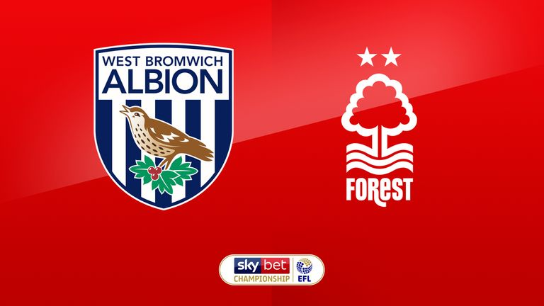 West Brom vs Forest