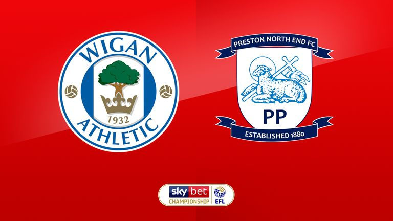 Wigan vs Preston