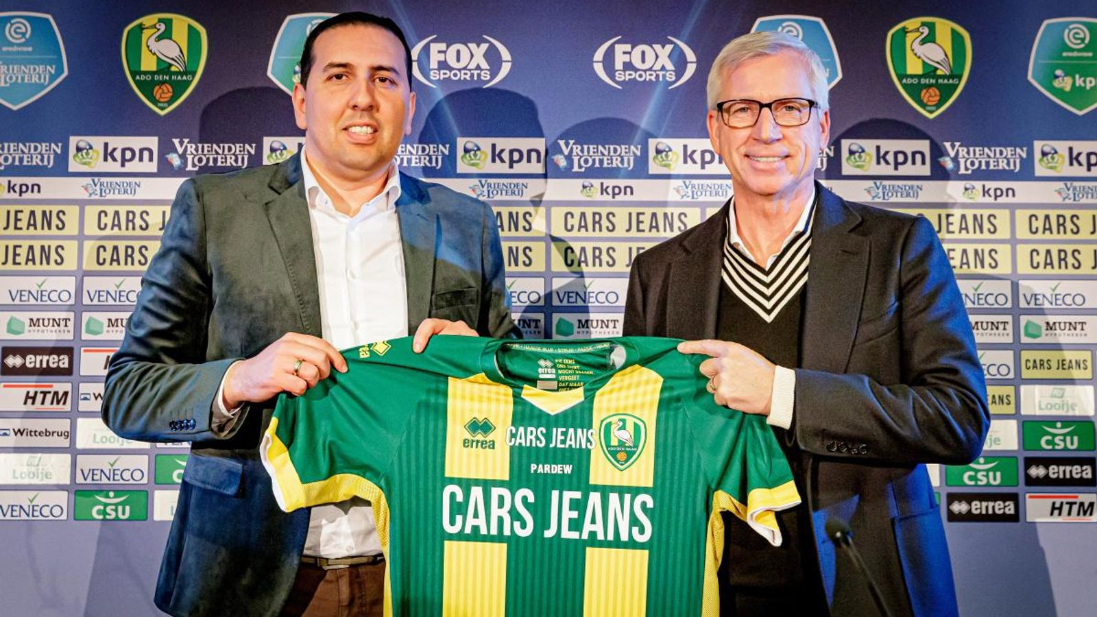 Alan Pardew S Ado Den Haag Set To Partner With Chinese Super League Side Tianjin Tianhai Football News The Union Journal
