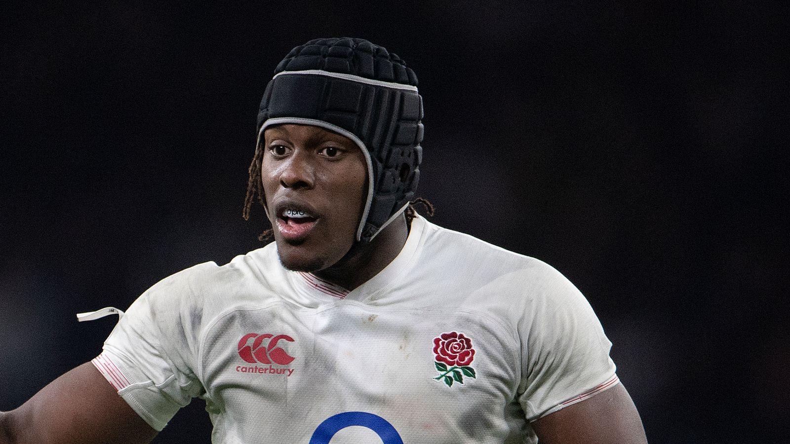 Maro Itoje espera que Six Nations concluya y dice que cuanto antes se arregle el futuro de su club, mejor   Noticias de la Unión de Rugby 32