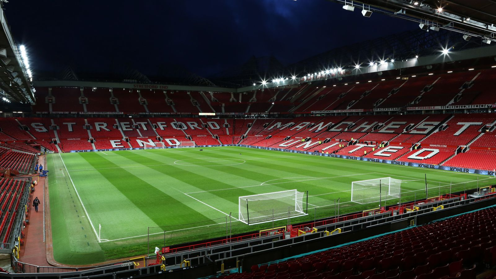 The Best Manchester United Stadium Wallpaper