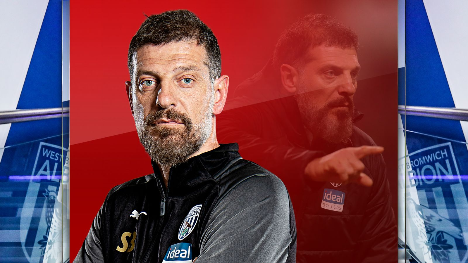 Slaven Bilic exclusive interview: West Brom boss on Championship adventure  | Football News | Sky Sports