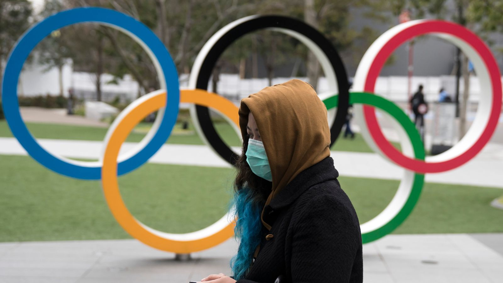 Coronavirus: Tokyo Olympics organisers facing 'real problems' as infections  continue   Olympics News   Sky Sports