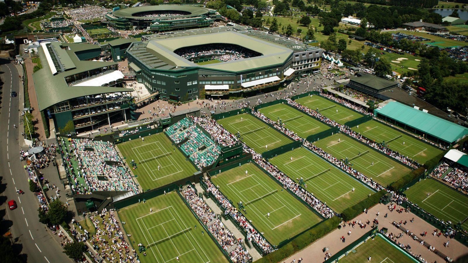 Wimbledon Sky 2020